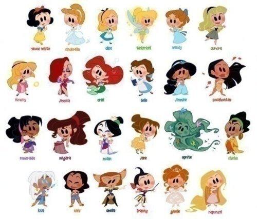 "[Images] ""Disney Chibis"" - Page 14 Tumblr_lkimgaCdNU1qaqaayo1_500_large"