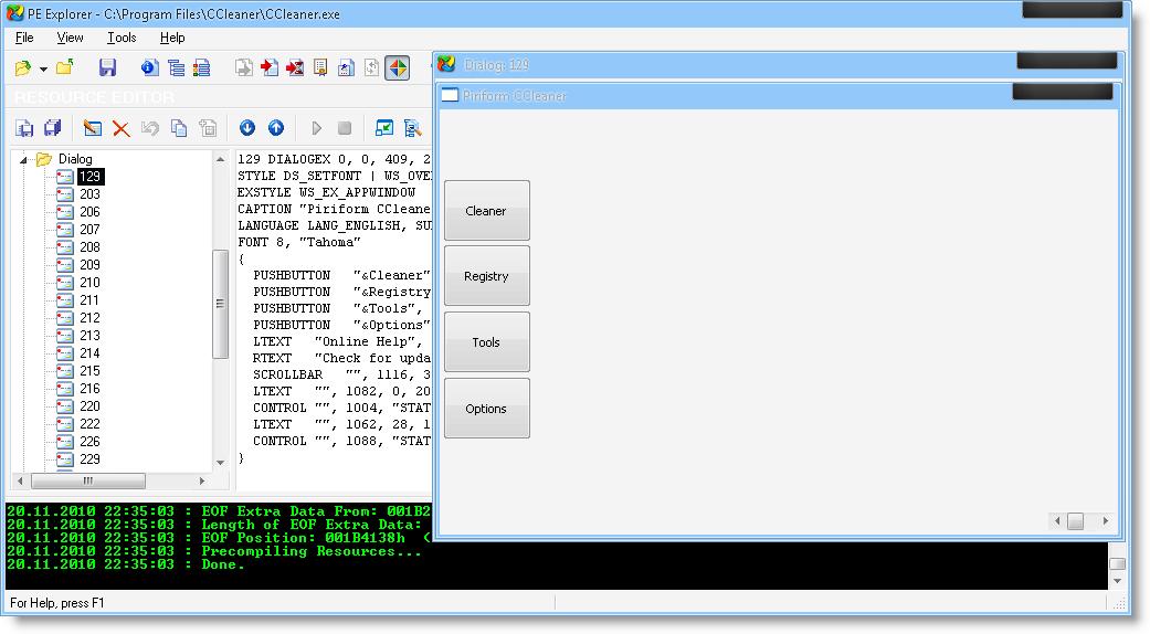 برنامج PE Explorer كامل ومفعل 42cee679a056c79f4b02d8c4c7f30558