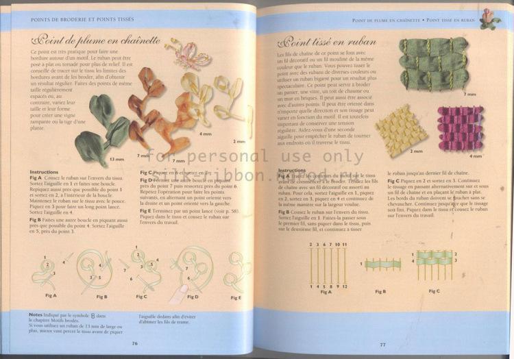 Вышивка лентой энциклопедия от А до Я Джоана Гордона 148501--42261293-m750x740-ubad76