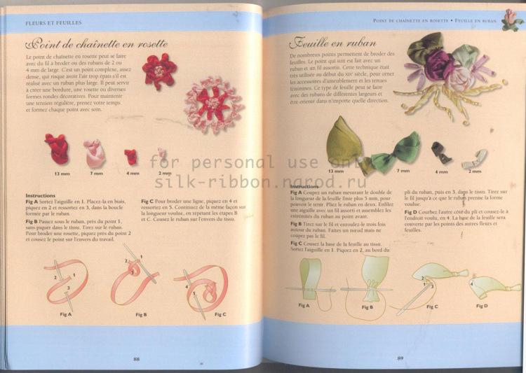 Вышивка лентой энциклопедия от А до Я Джоана Гордона 148501--42261302-m750x740-u572d6
