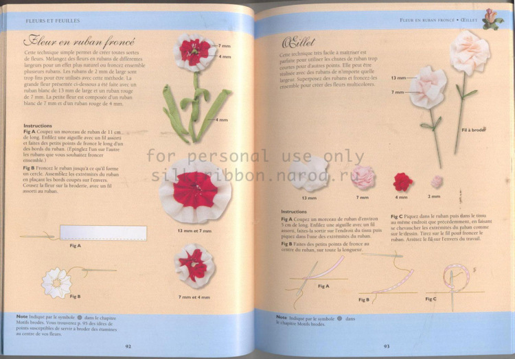 Вышивка лентой энциклопедия от А до Я Джоана Гордона 148501--42261304-m750x740-u716b8