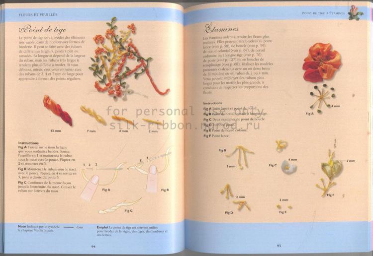 Вышивка лентой энциклопедия от А до Я Джоана Гордона 148501--42261305-m750x740-u79912
