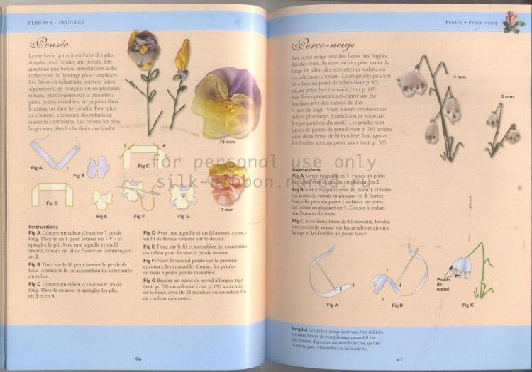 Вышивка лентой энциклопедия от А до Я Джоана Гордона 148501--42261306-m750x740-u65b63
