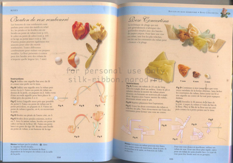 Вышивка лентой энциклопедия от А до Я Джоана Гордона 148501--42261318-m750x740-ud4a1a