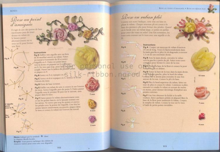 Вышивка лентой энциклопедия от А до Я Джоана Гордона 148501--42261320-m750x740-udb630
