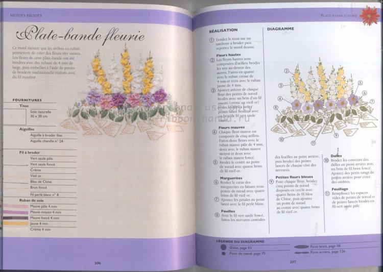 Вышивка лентой энциклопедия от А до Я Джоана Гордона 148501--42261647-m750x740-u689d8