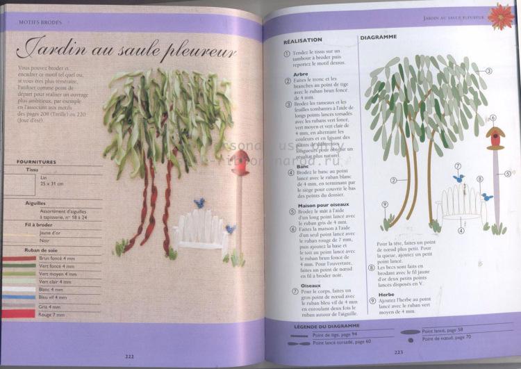 Вышивка лентой энциклопедия от А до Я Джоана Гордона 148501--42261657-m750x740-u99e0b