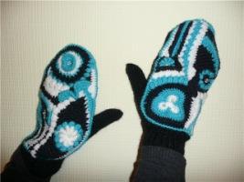 Варежки, перчатки, митенки 163671-54db0-41703833-h200-u99de7