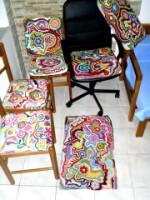 Дизайнерские идеи и милые уютности: кресла, стулья, пуфы, лампы, часы...  - Страница 3 163671-aa70f-86648277-h200-u71046
