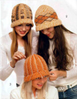Журналы мод, посвященные Шапочкам. 163671-9b97d-61064134-h200-u2582f