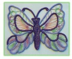 Ромашки, маки, листочки, бабочки, стрекозы... 163671-9d830-61514497-h200-ucb443