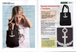 Вязание: модно и просто. Вязаные сумки - №3 - 2010 163671-7958a-61918555-h200-u4ac1b