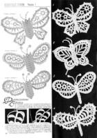 Ромашки, маки, листочки, бабочки, стрекозы... 303935-350b4-55141571-h200-u216ac