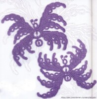 Ромашки, маки, листочки, бабочки, стрекозы... 303935-dc2cb-56342546-h200-ud1a7f