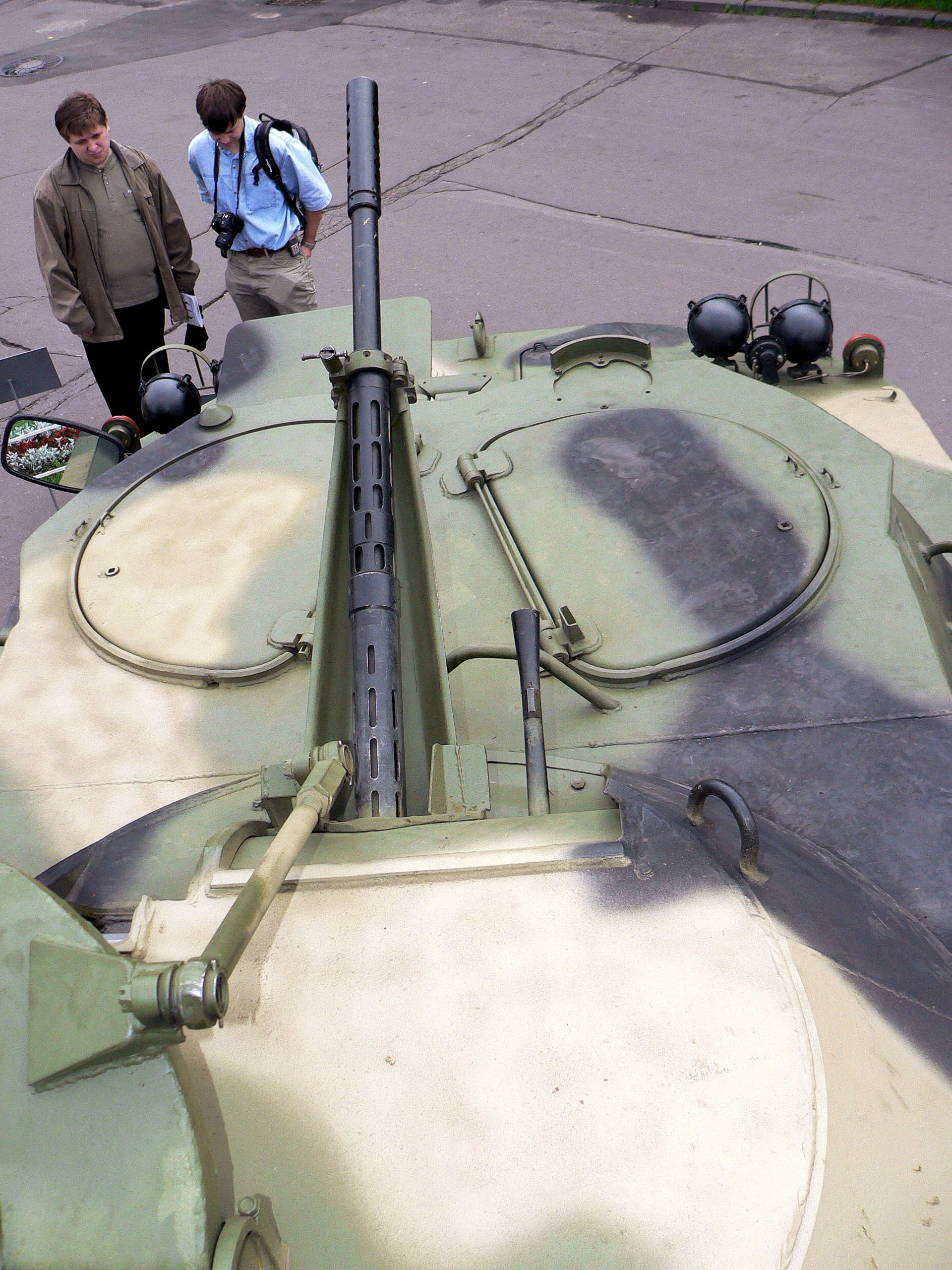 BMP-1 & BMP-2 in Russian Army - Page 5 Brdm-2_w_ags-17_076_of_100