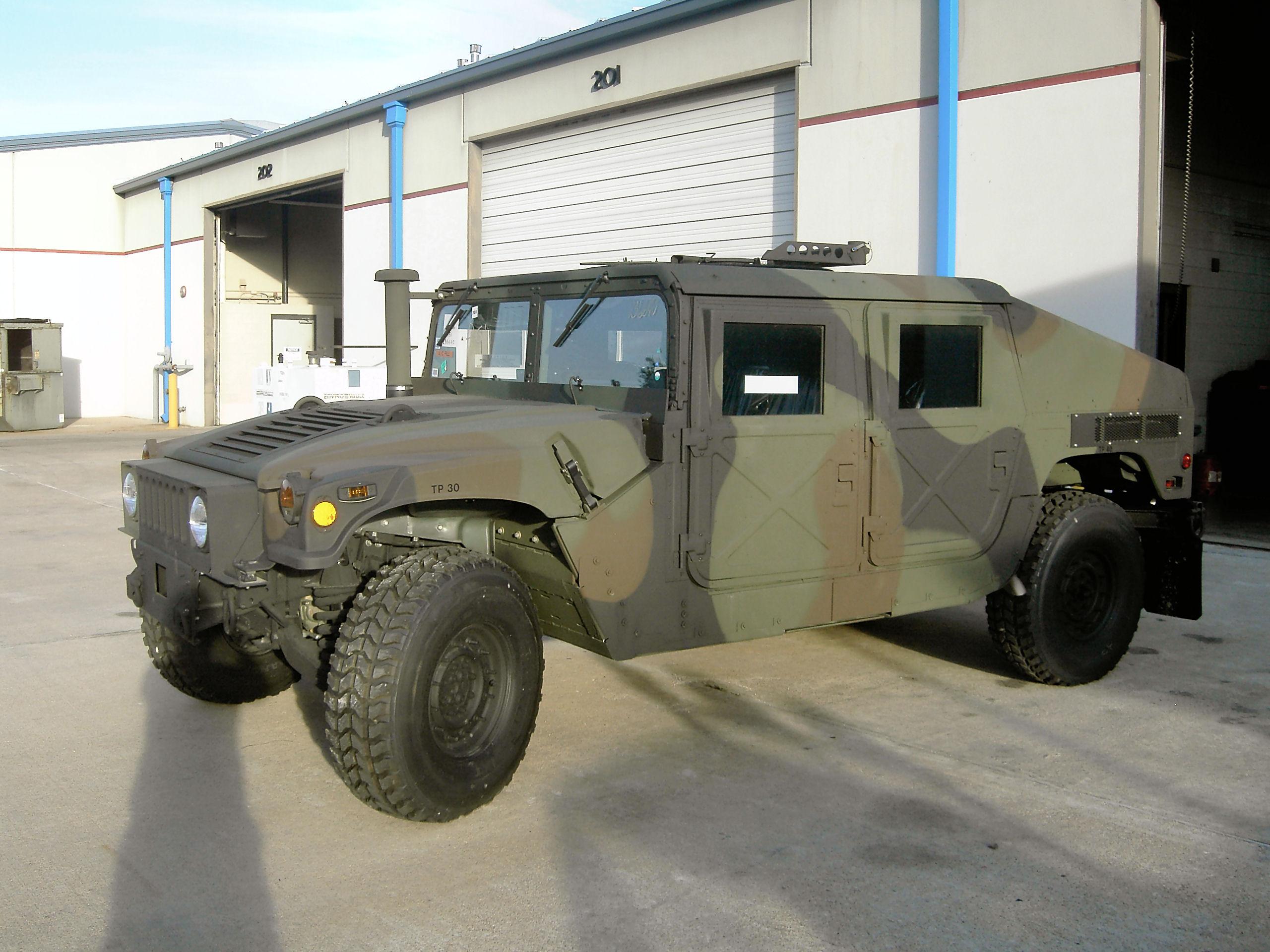 Ejercito Mexicano renueva flota de Humvees 02/04/2014 M1151_34_of_83