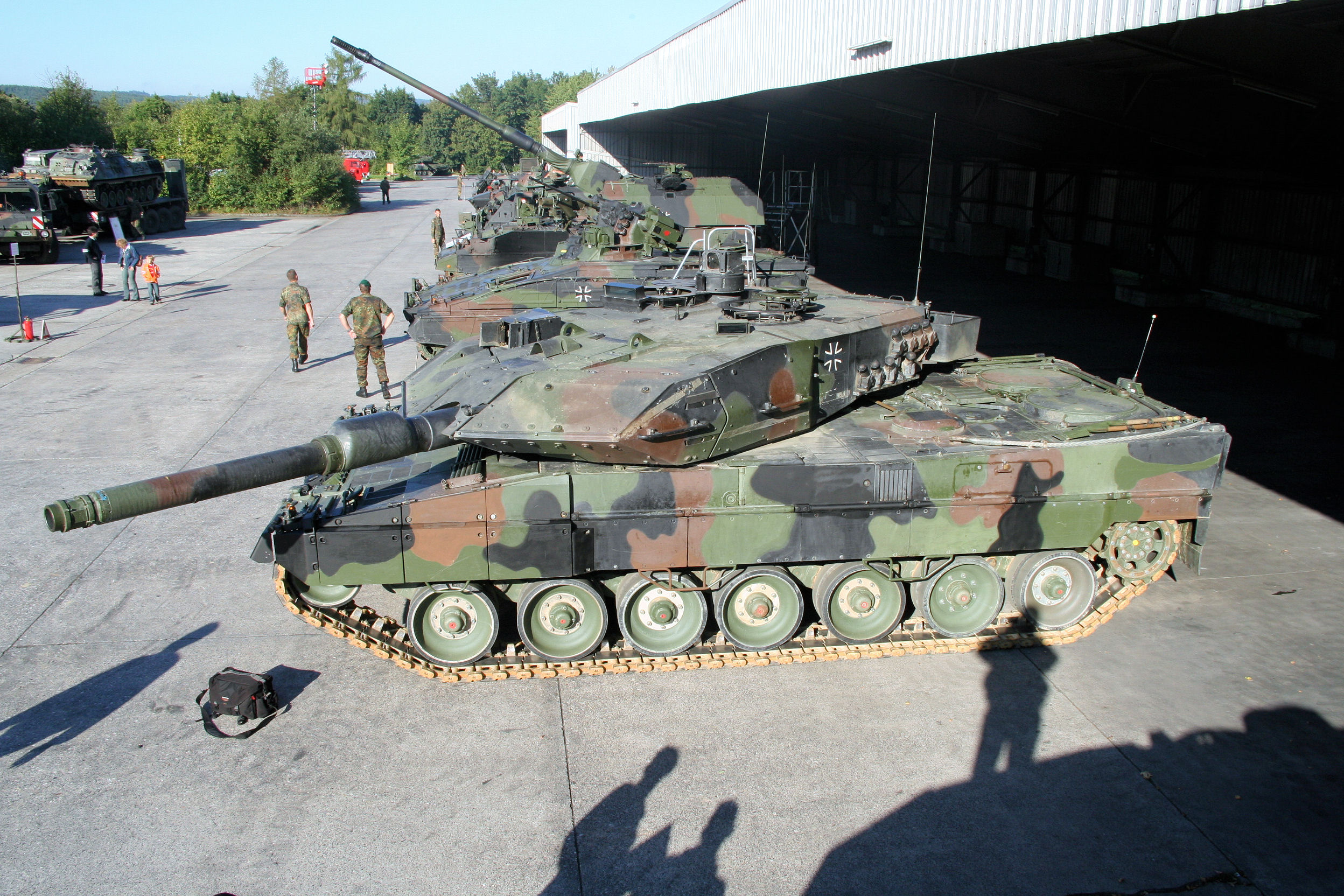 Leopard 2A5 , Revell, 1/72 TERMINADO Leopard_2a6_20_of_73