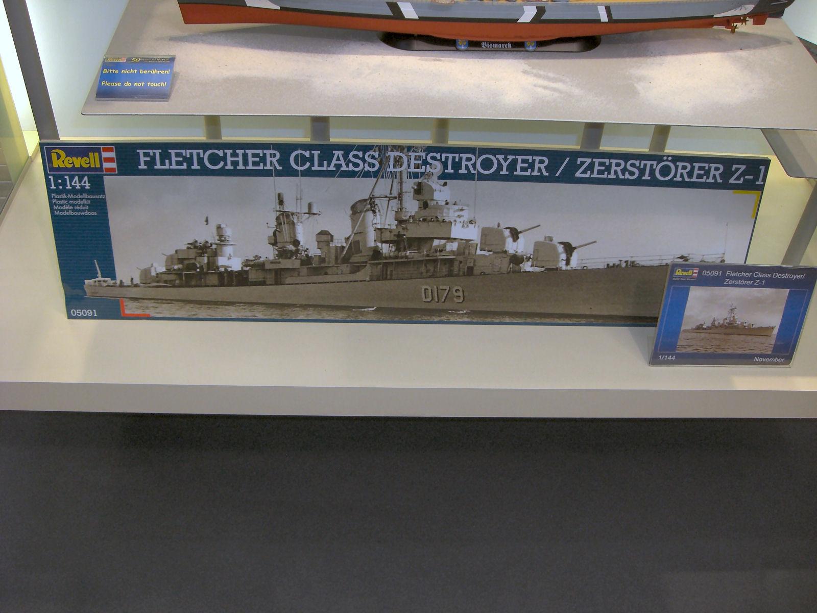 Modelismo Naval - Armada Argentina Revell_52_of_52