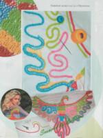 ЖМ 581.  Пончо, шали и др. Сентябрь 2014 г. 163671-804f1-81653668-h200-ua1042
