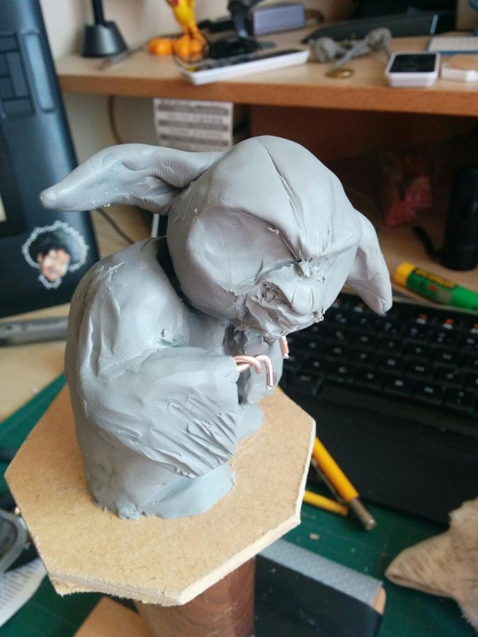 Sculpture de Yoda YoDark_03