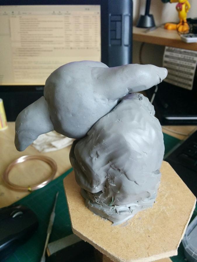 Sculpture de Yoda YoDark_05