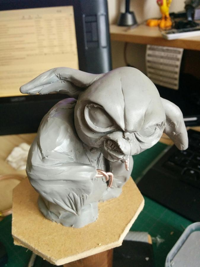 Sculpture de Yoda YoDark_07