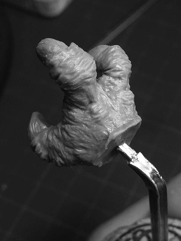 Sculpture de Yoda YoDark_36