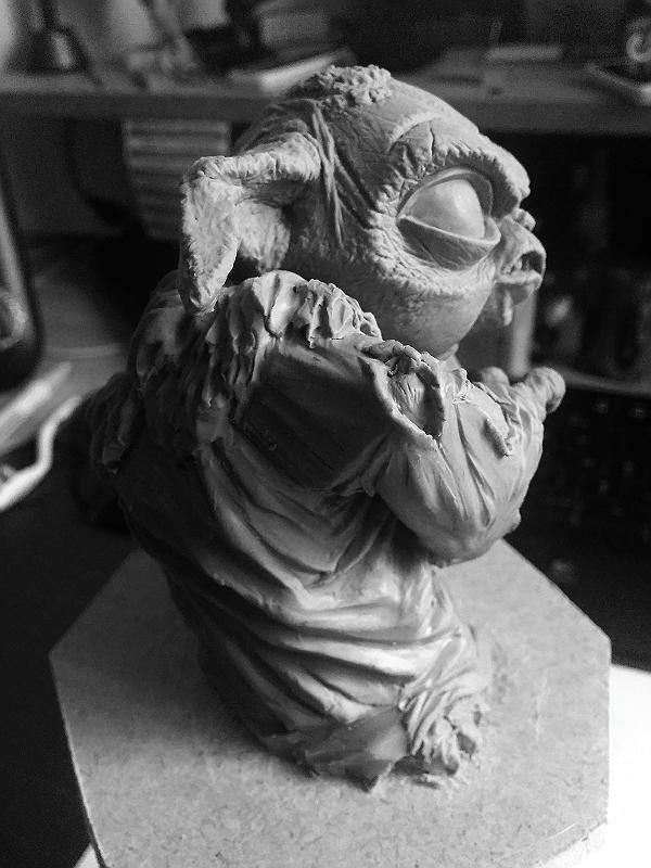 Sculpture de Yoda YoDark_48