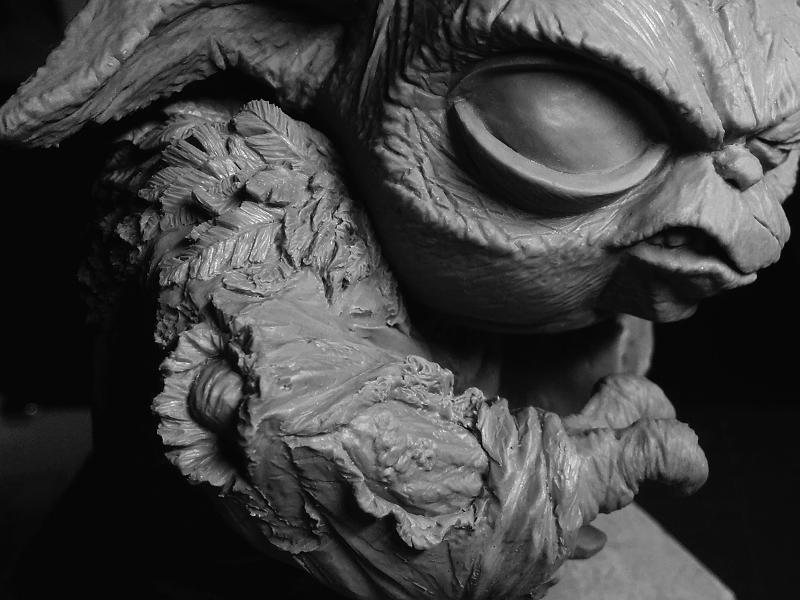 Sculpture de Yoda YoDark_54