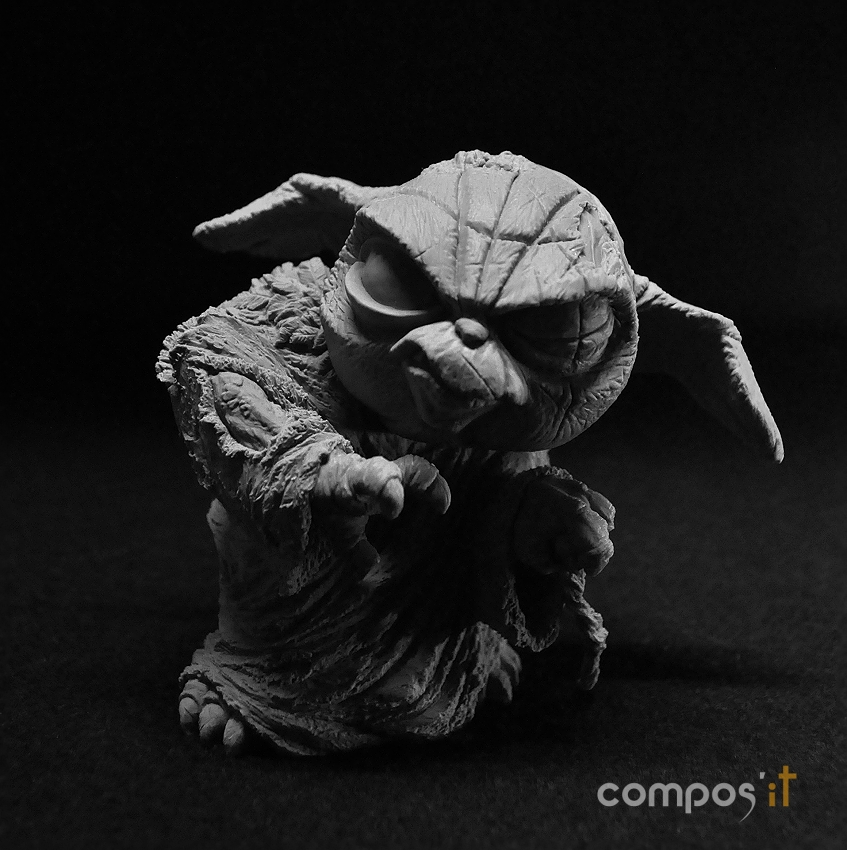 Sculpture de Yoda YoDark_Final_01