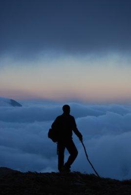 Bando dello Stemma Viandante-sul-mare-di-nebbia