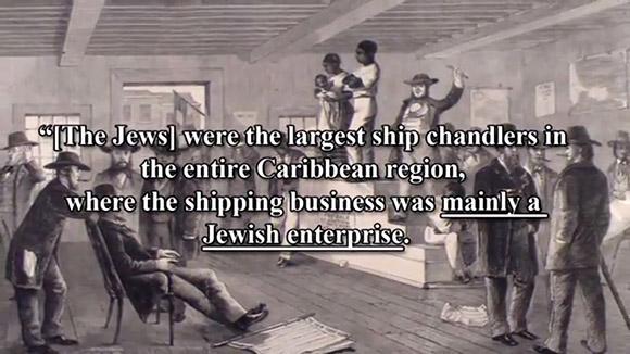 The Jewish Run Slave Trade Jews-slavers