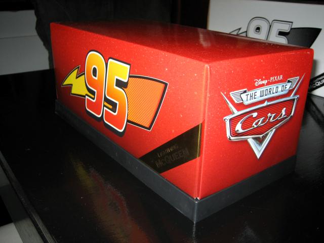MattyCollector - Lightning McQueen 1:24 IMG_5578
