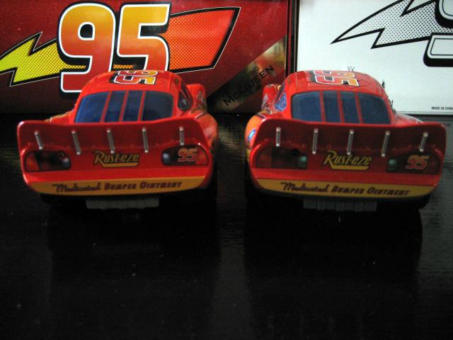 MattyCollector - Lightning McQueen 1:24 IMG_5590