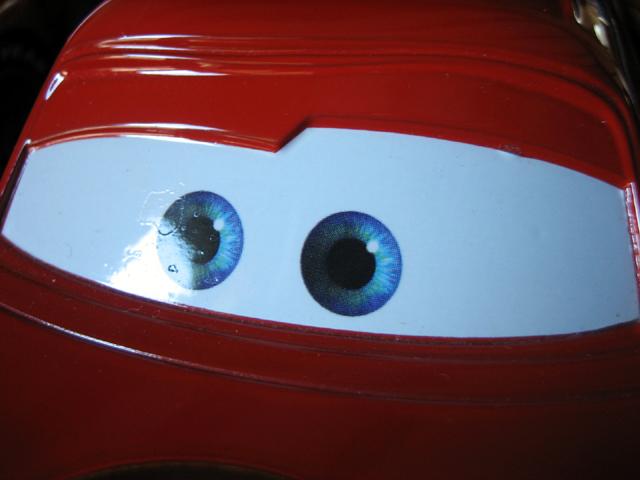 MattyCollector - Lightning McQueen 1:24 IMG_5598