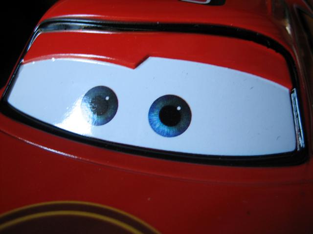 MattyCollector - Lightning McQueen 1:24 IMG_5599