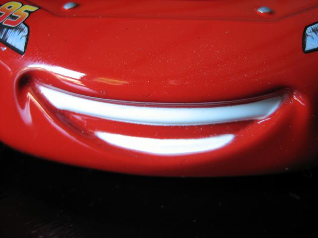 MattyCollector - Lightning McQueen 1:24 IMG_5600
