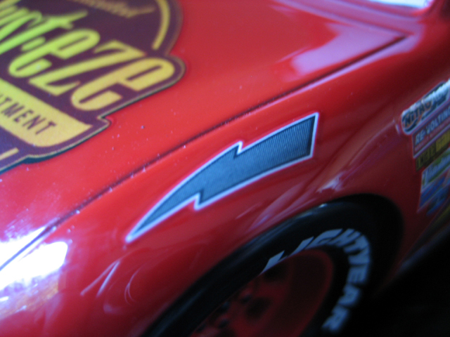 MattyCollector - Lightning McQueen 1:24 IMG_5602