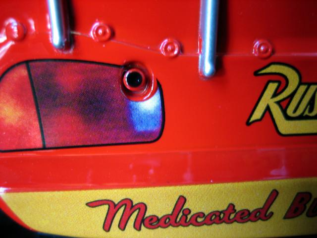 MattyCollector - Lightning McQueen 1:24 IMG_5614