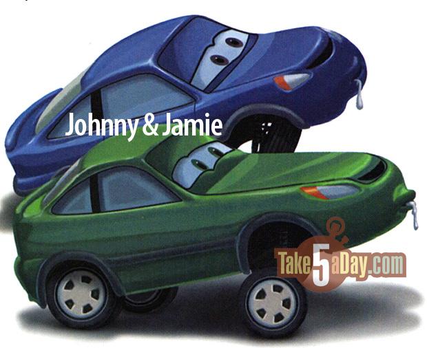 Johnny & Jamie Johnny-Jamie