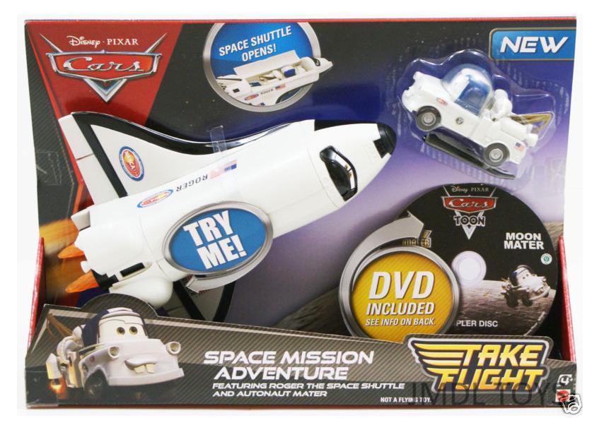 Take Flight Roger Space Shuttle Space