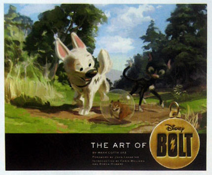 Volt, Star Malgré Lui [Walt Disney - 2008] - Page 4 Artofbolt