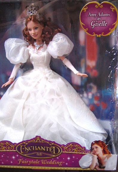 Quand Barbie devient une héroïne Disney... - Page 2 Realgiselledoll