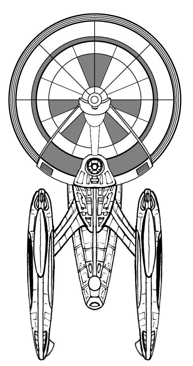 Lois et règles de design des vaisseaux de ST - Page 2 Starship%20dessus