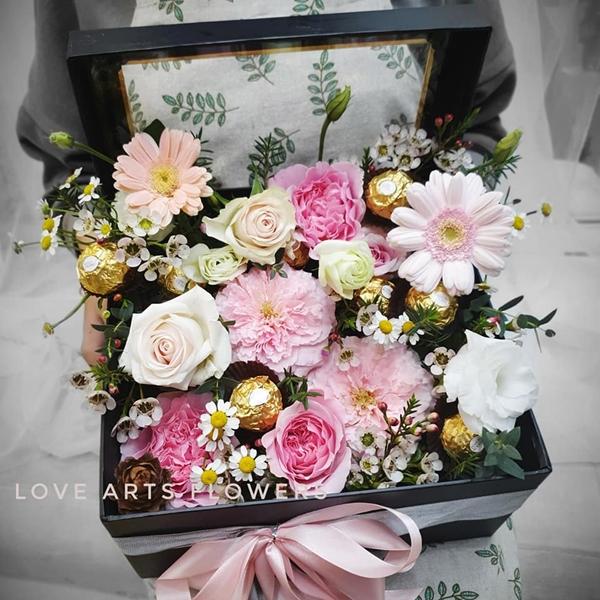 Khám phá thiên đường hoa tươi Đà Lạt tại Love Arts Love-arts-4