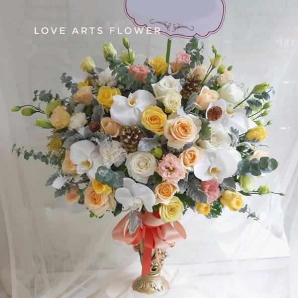 Khám phá thiên đường hoa tươi Đà Lạt tại Love Arts Love-arts