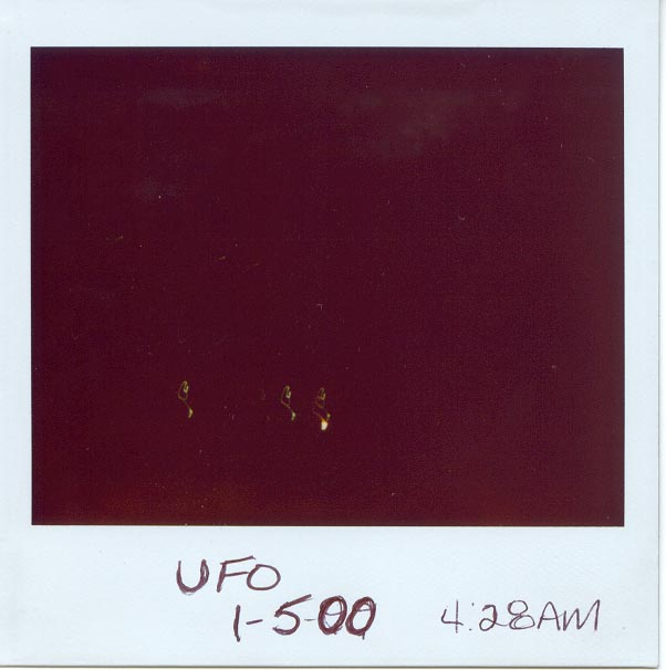 The Edge Of Reality: Illinois UFO, January 5, 2000 StevensOrigScan