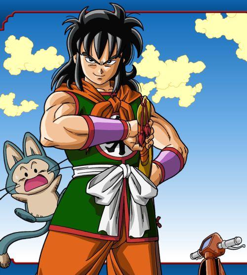 nuestros personajes anime favoritos...bakka!! Db-yamcha-pual