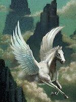 Чудовищата на лагер Юпитер РПГ Pegasus