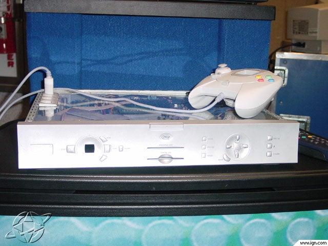 Lecteur DVD Dreamcast Bg01
